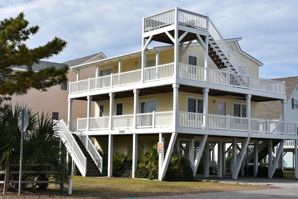 1160 Ocean Boulevard W, Holden Beach, NC 28462