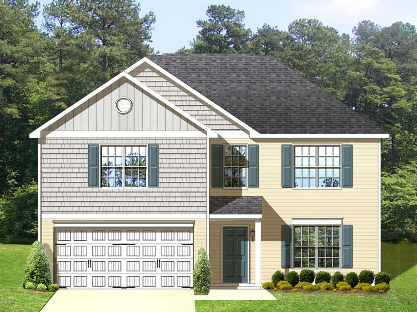 240 Fort Charles Drive NW, Supply, NC 28462