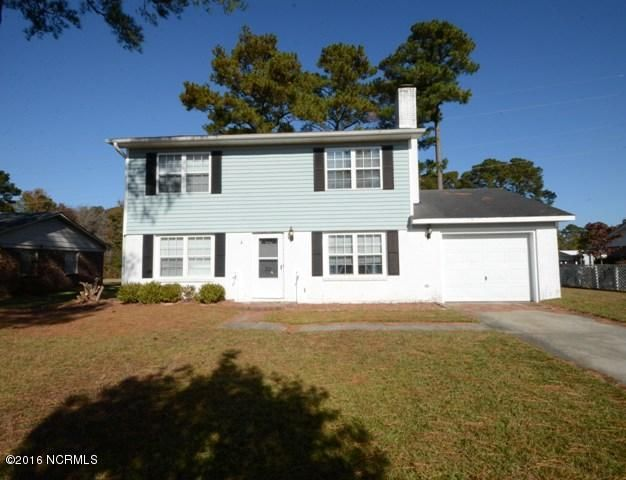 311 Greenbriar Drive, Jacksonville, NC 28546