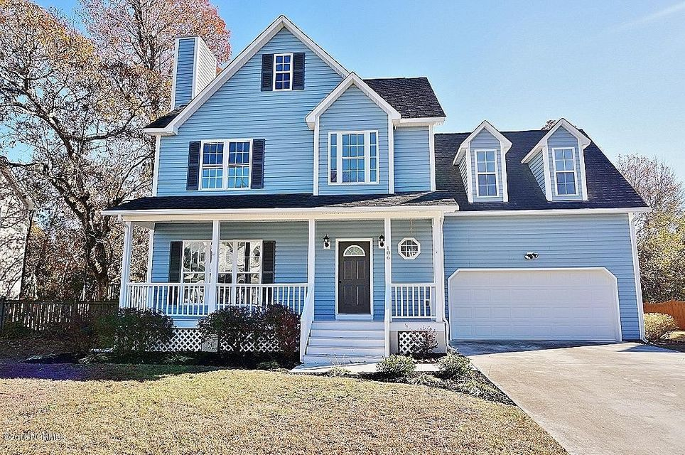 106 Little Current Lane, Sneads Ferry, NC 28460