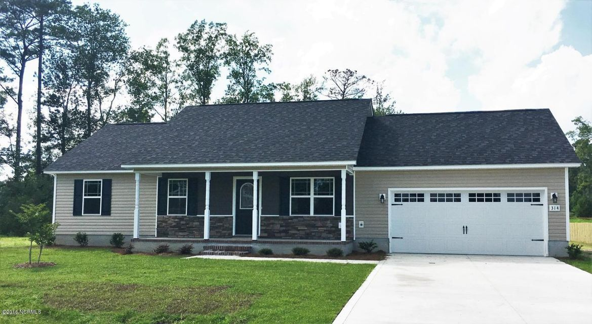 509 Deep Inlet Drive, Sneads Ferry, NC 28460