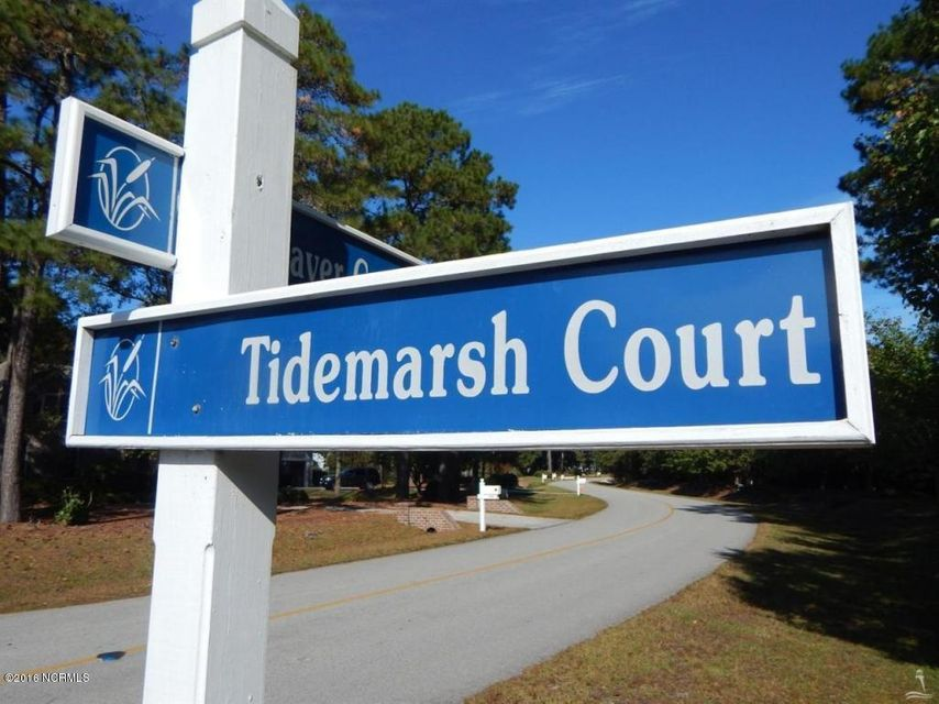 Lot # 4 Tidemarsh Court, Southport, NC 28461
