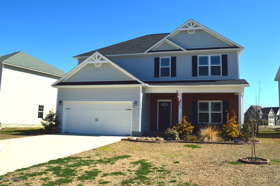 115 Long Pond Drive, Sneads Ferry, NC 28460