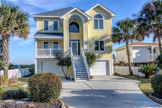 1503 S Lake Park Boulevard, Carolina Beach, NC 28428