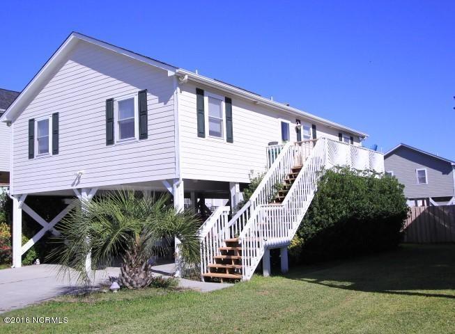 5008 5th Street, Surf City, NC 28445
