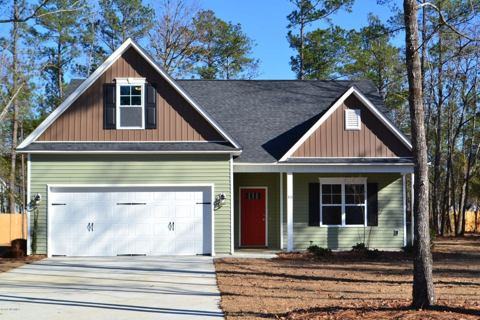 Lot 145 Bronze Drive, Rocky Point, NC 28457