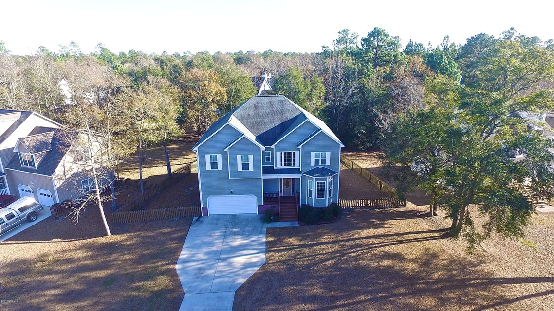 312 Chadwick Shores Drive, Sneads Ferry, NC 28460