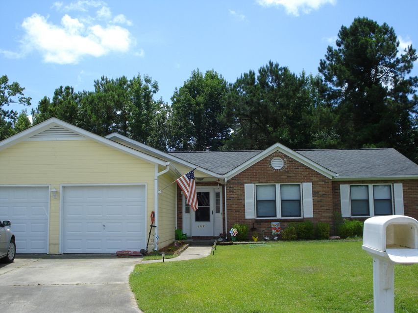 1112 Audrey Court, Jacksonville, NC 28540