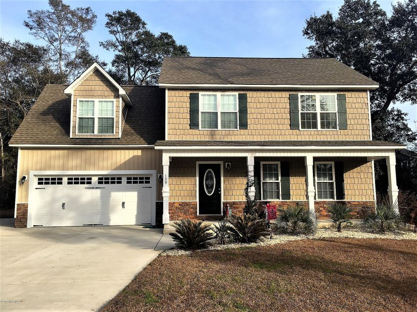 109 Shell Court, Sneads Ferry, NC 28460