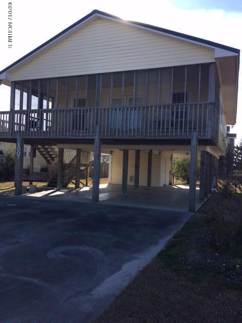 1007 1st Street, Surf City, NC 28445