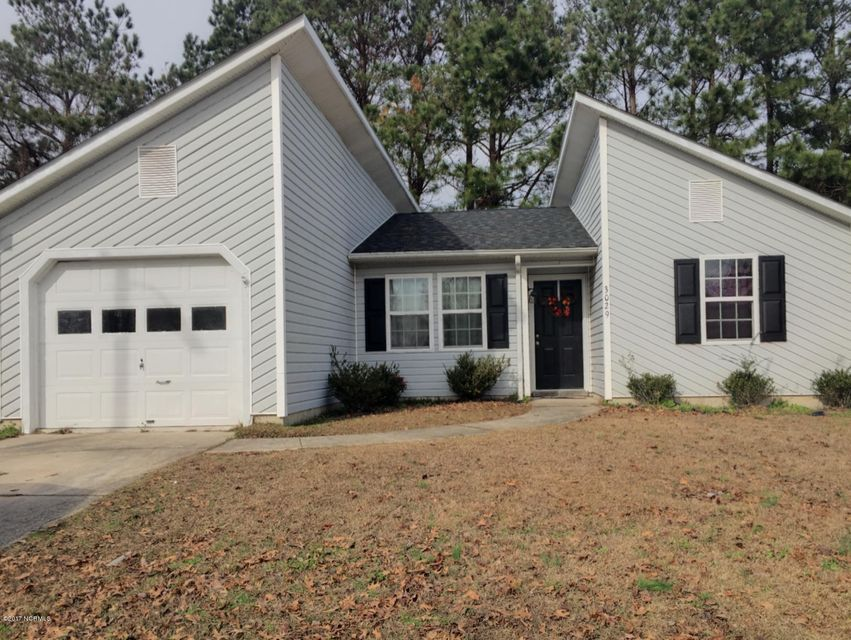 3029 Foxhorn Road, Jacksonville, NC 28546