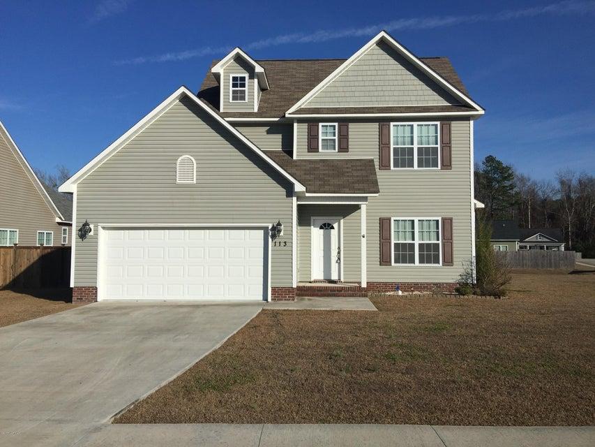 113 Borough Nest Drive, Swansboro, NC 28584