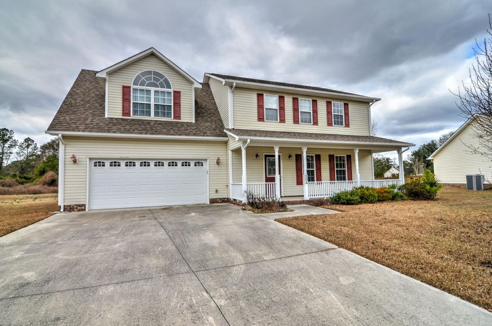504 Compass Court, Sneads Ferry, NC 28460