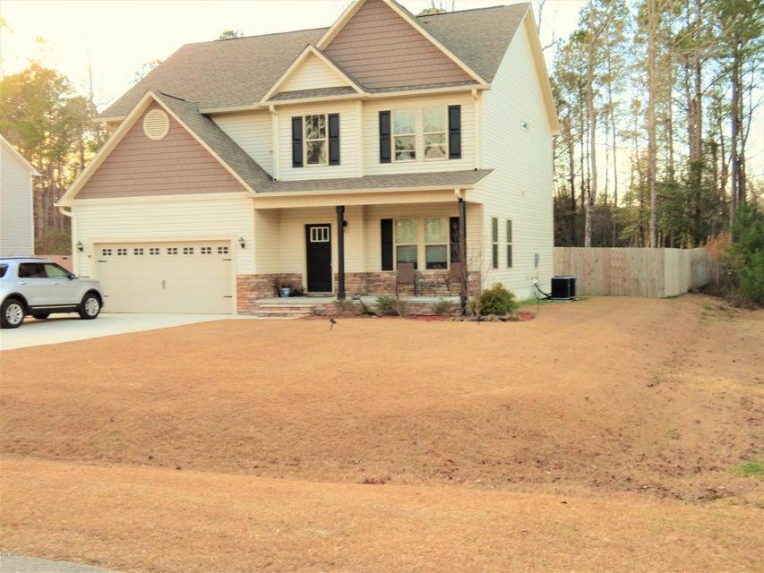 119 Cedar Ridge Drive, Maysville, NC 28555