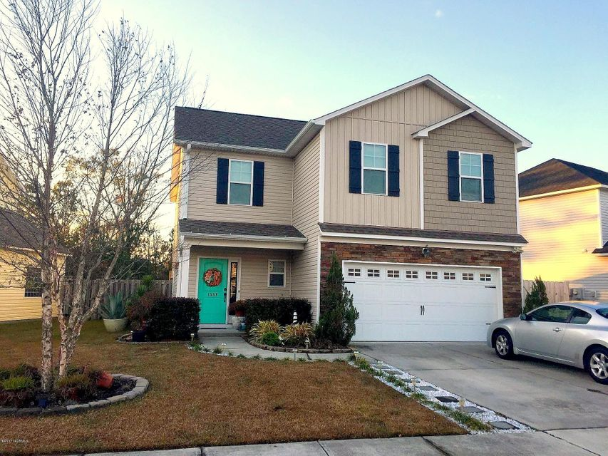 1558 Stones Edge Loop, Wilmington, NC 28405