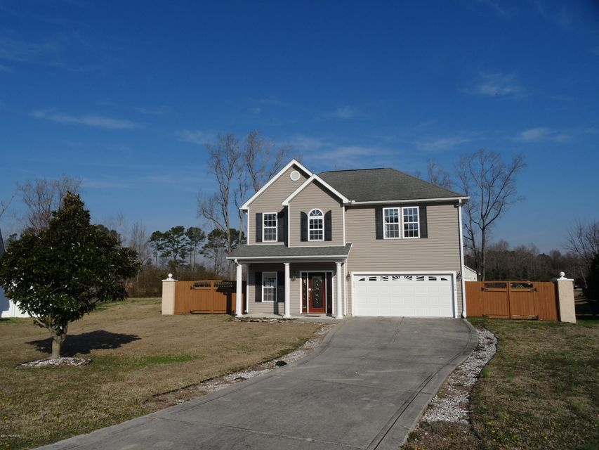 112 Marvin Glen Court, Richlands, NC 28574