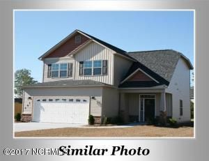 607 Winfall Drive, Holly Ridge, NC 28445