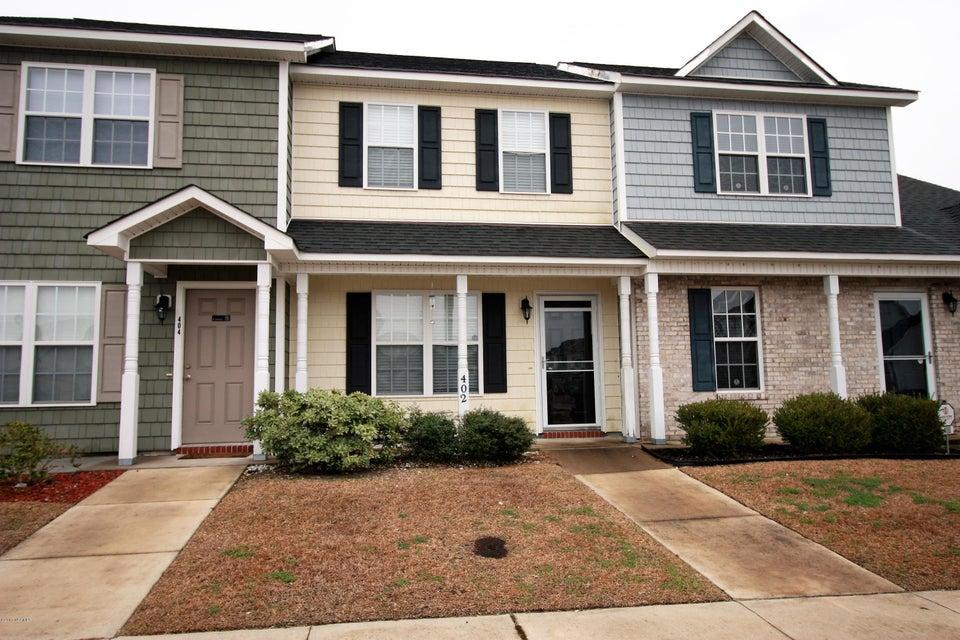 402 Streamwood Drive, Jacksonville, NC 28546