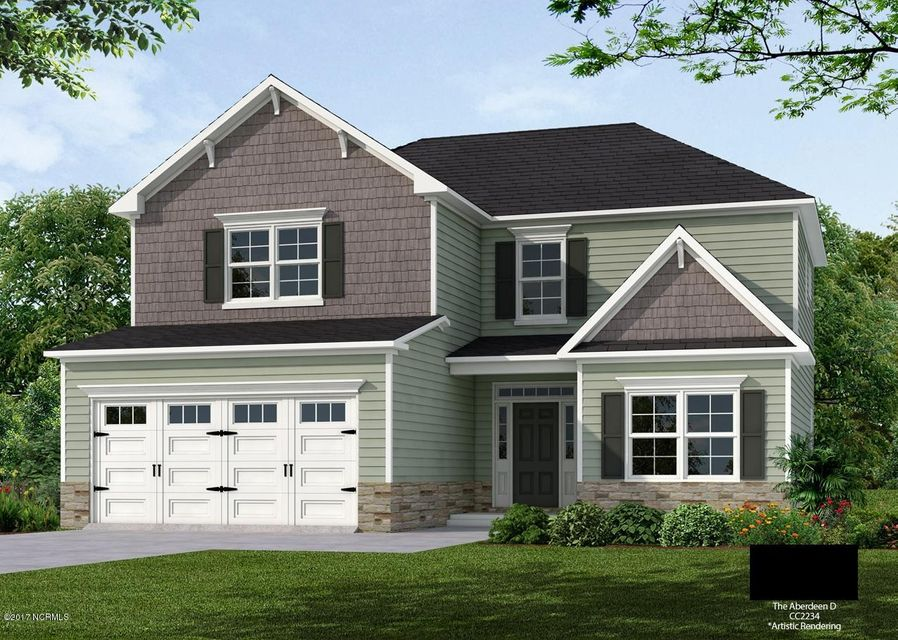 327 Red Cedar Drive Lot 58, Sneads Ferry, NC 28460