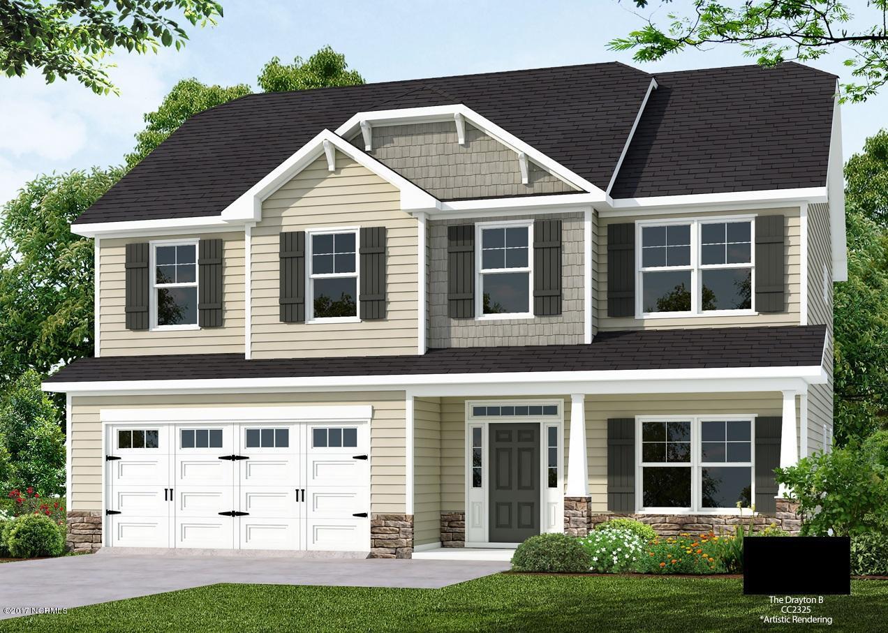 313 Red Cedar Drive Lot 51, Sneads Ferry, NC 28460