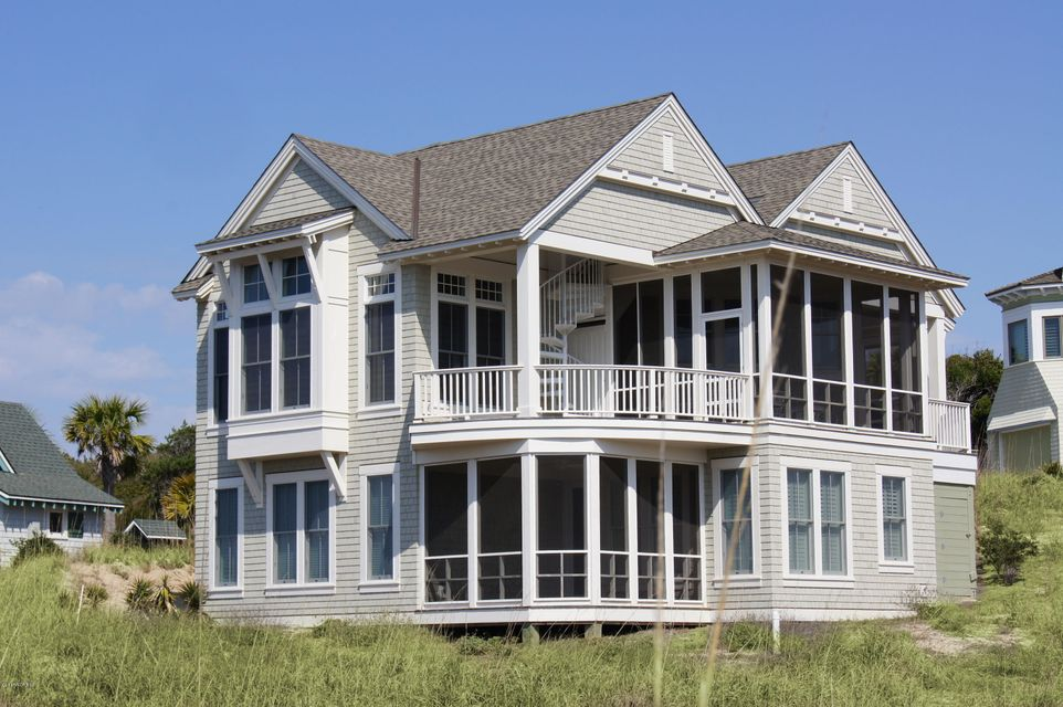 Bald Head Island Real Estate For Sale -- MLS 100046132