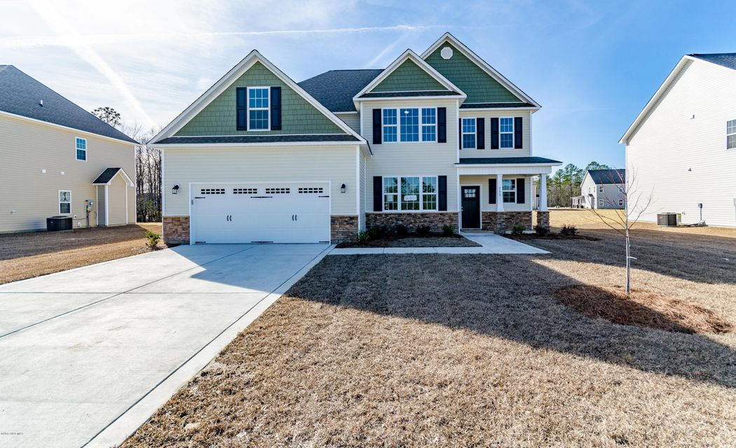 Onslow bay for American classic homes jacksonville