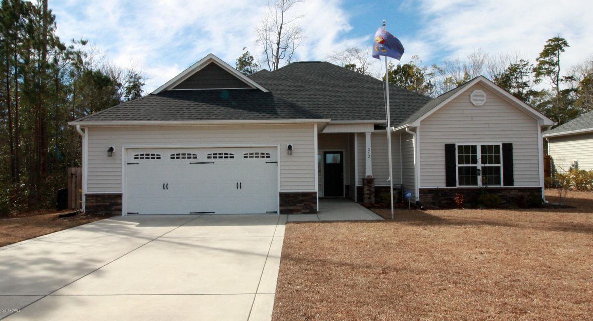 252 Marsh Haven Drive, Sneads Ferry, NC 28460