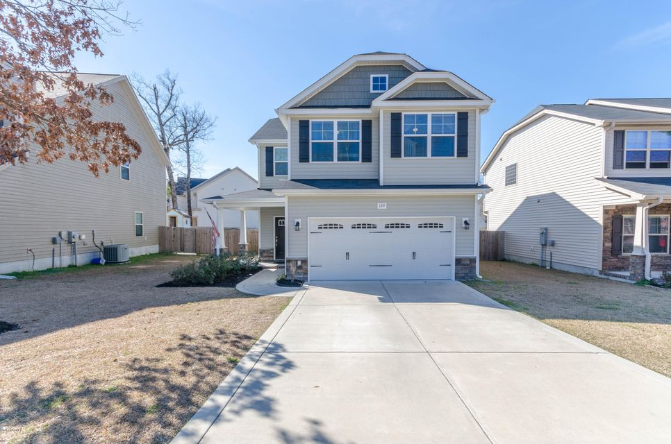 129 Peggy's Trace, Sneads Ferry, NC 28460