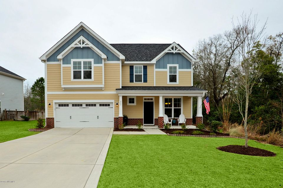 402 Canvasback Lane, Sneads Ferry, NC 28460