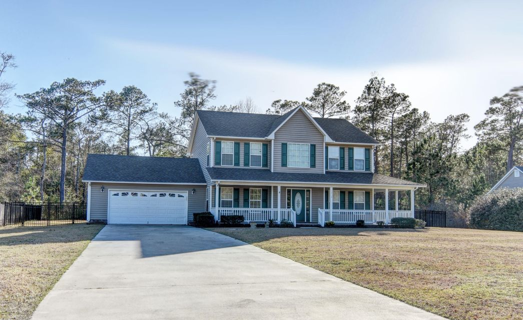 1515 Chadwick Shores Drive, Sneads Ferry, NC 28460