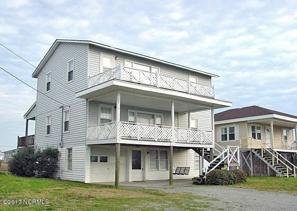 1111 Channel Boulevard, Topsail Beach, NC 28445