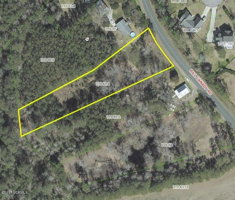 Bill Canady Road, Sneads Ferry, NC 28460