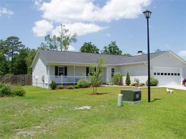 303 N Grazing Court, Sneads Ferry, NC 28460