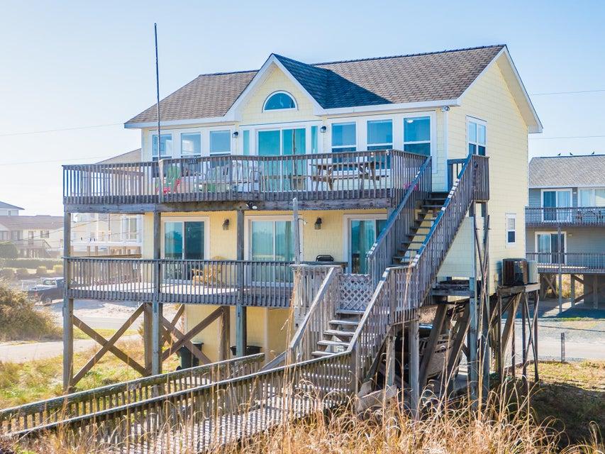 1417 Ocean Boulevard, Topsail Beach, NC 28445