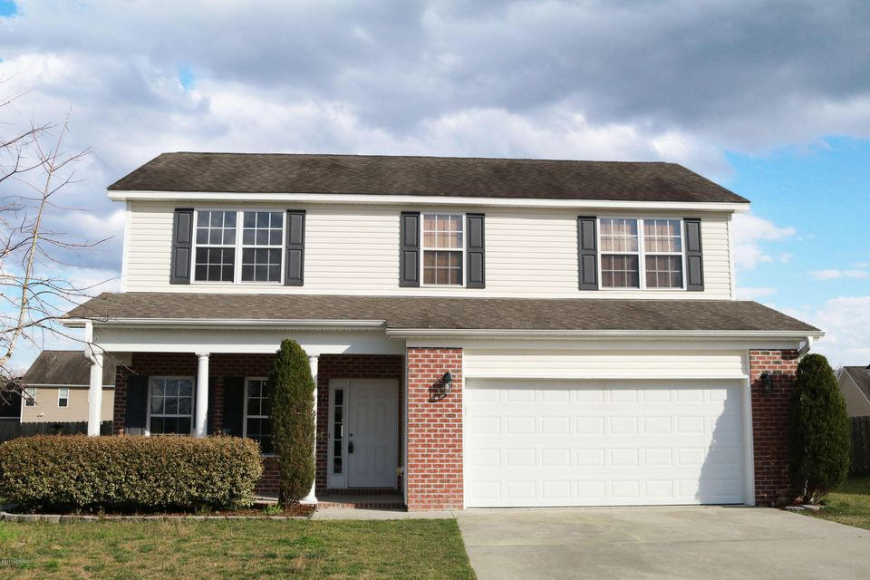 503 Pearl Valley Court, Jacksonville, NC 28546