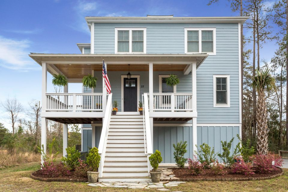 22 Tidewater Court, Hampstead, NC 28443