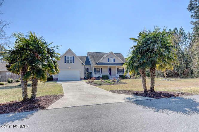 142 Shellbank Drive, Sneads Ferry, NC 28460