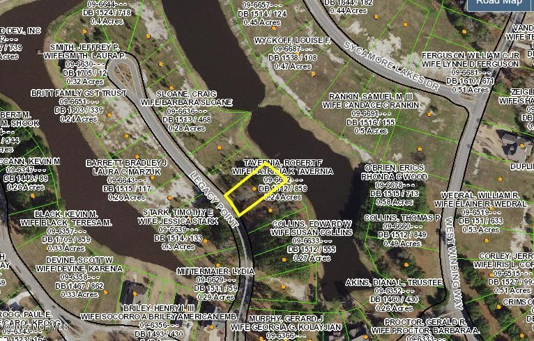 128 Legacy Point,Wallace,North Carolina,Residential land,Legacy,100054018