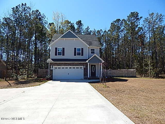 868 Old Folkstone Road, Sneads Ferry, NC 28460
