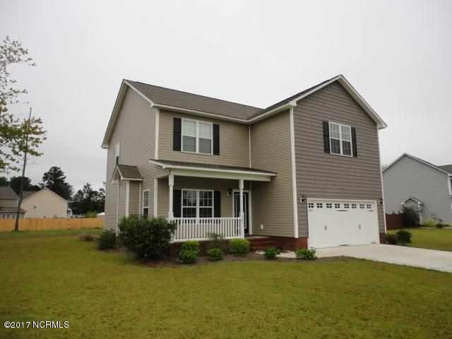 109 Louie Lane, Jacksonville, NC 28540