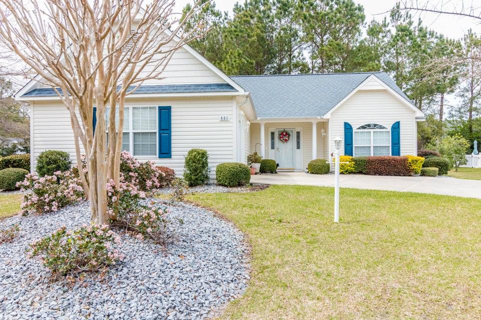601 Windsong N, Swansboro, NC 28584