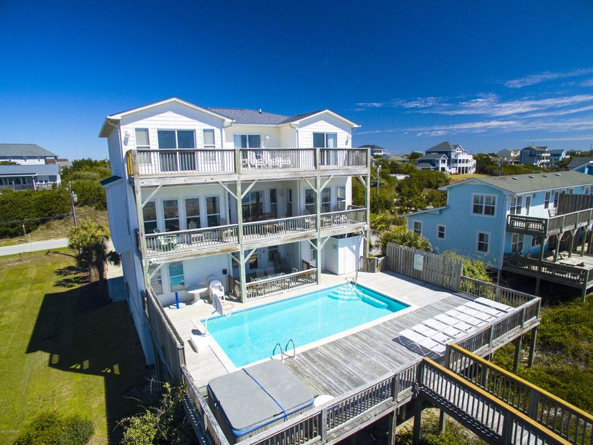 Emerald Isle Oceanfront Homes For Sale