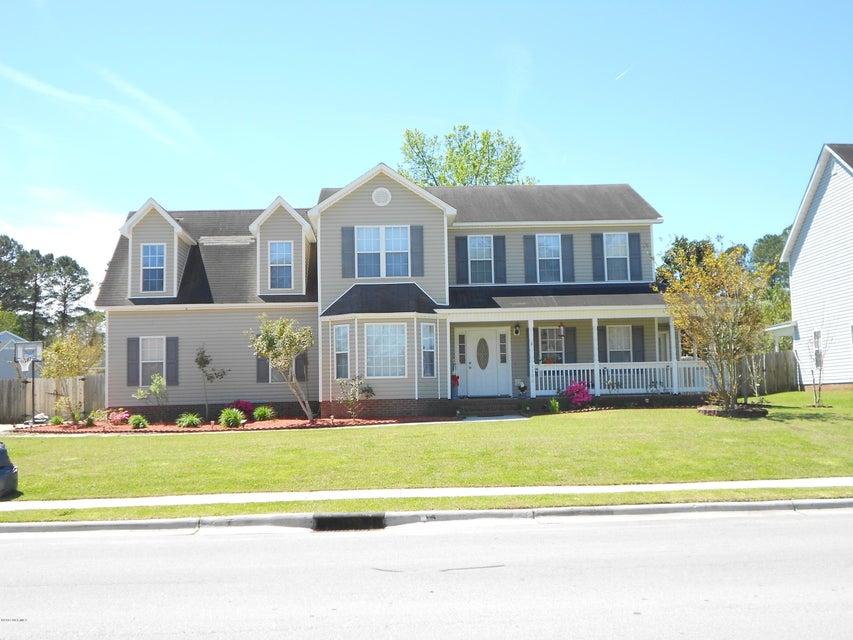 1106 Huff Drive, Jacksonville, NC 28546