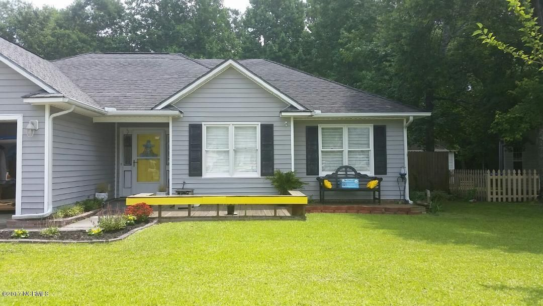 114 Lee K Allen Drive, Havelock, NC 28532