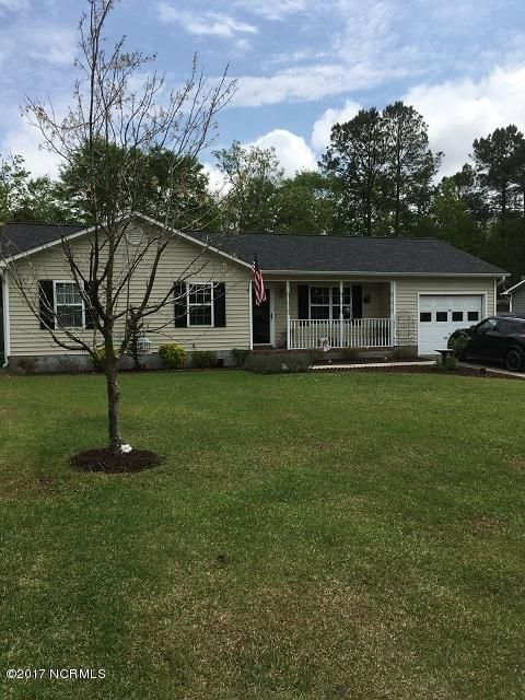 241 South Creek Drive, Jacksonville, NC 28540