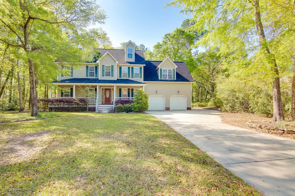 152 Bayshore Drive, Sneads Ferry, NC 28460