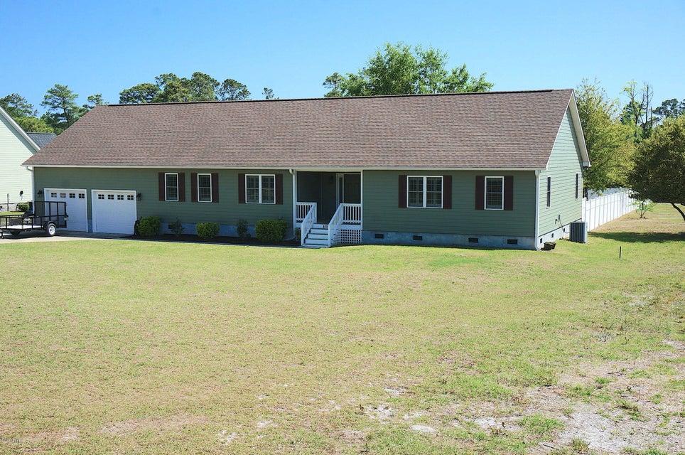419 George Taylor Road, Newport, NC 28570