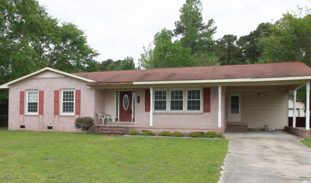 202 Diane Drive, Jacksonville, NC 28540