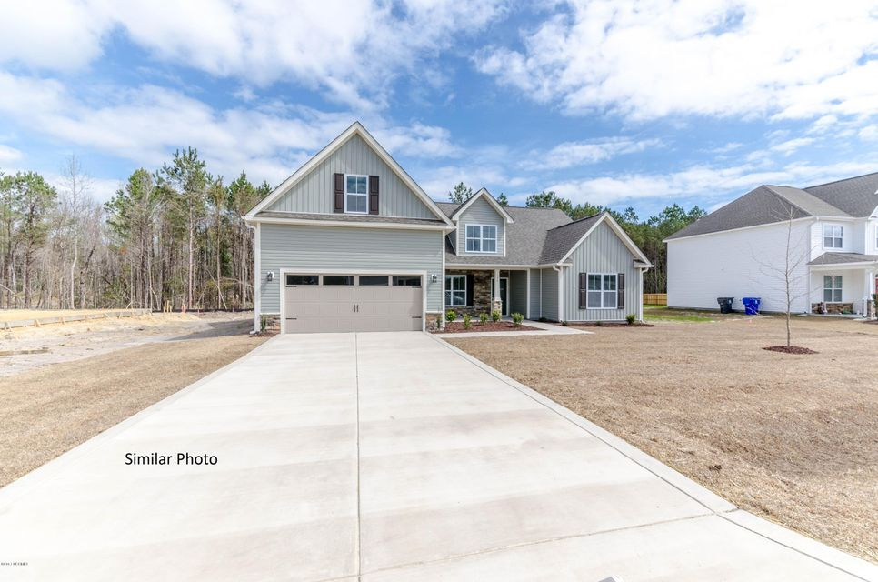 357 W Goldeneye Lane, Sneads Ferry, NC 28460