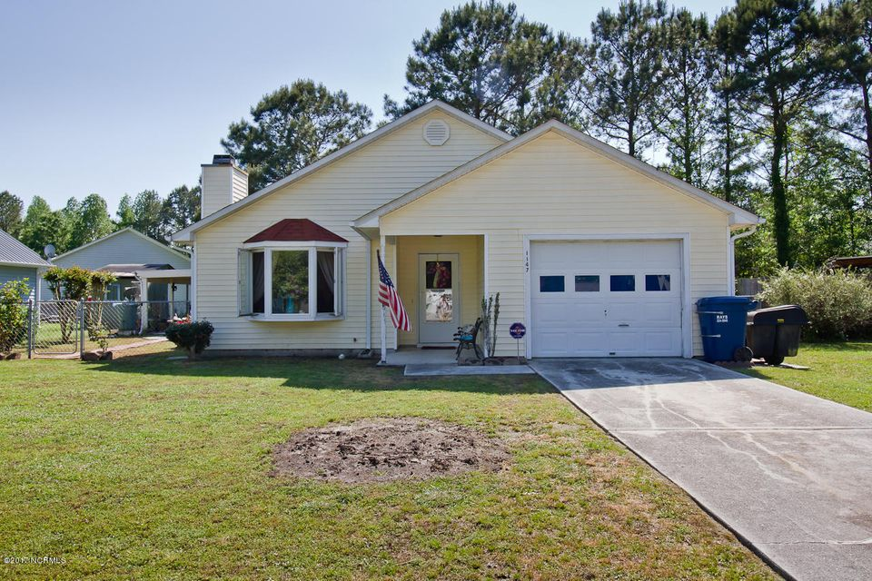 1147 Pearl Court, Jacksonville, NC 28540